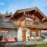 Photo of Holiday home, bath, toilet, 3 bed rooms | © Luxus Chalets GmbH - Almdorf Flachau