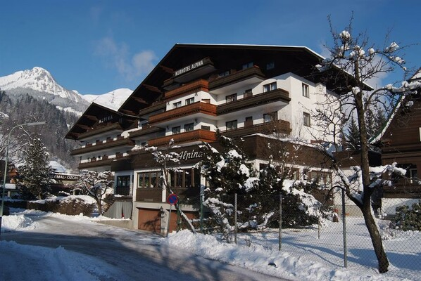 Hotel Alpina Bad Hofgastein Winter