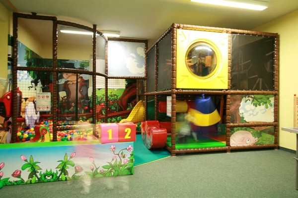 Soft-Play-Anlage