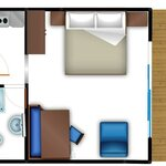 Photo of Apartment, shower, toilet, ground floor