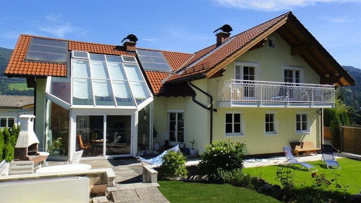 Haus Holiday im Sommer