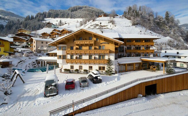 Hotel Johanneshof, Winter