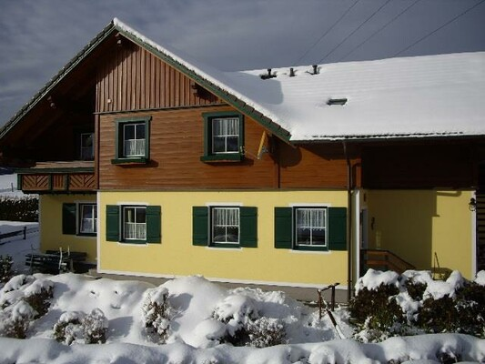 Haus Michaela  im Winter