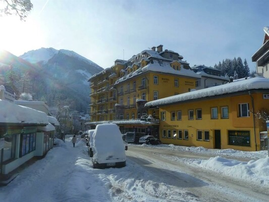 Hotel Mozart Bad Gastein Winter