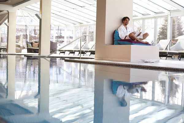 Alpin Spa im Hotel Oberforsthof
