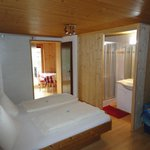 Photo of ap./combined living-bed-room/shower, WC