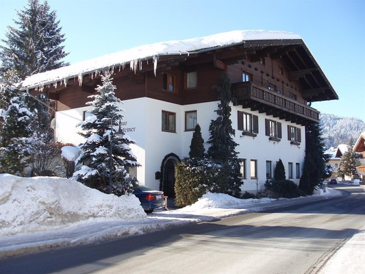 Schmiedhaus Steiner in winter