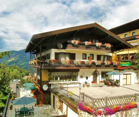Pension St.Leonhard Bad Gastein Aussenansicht