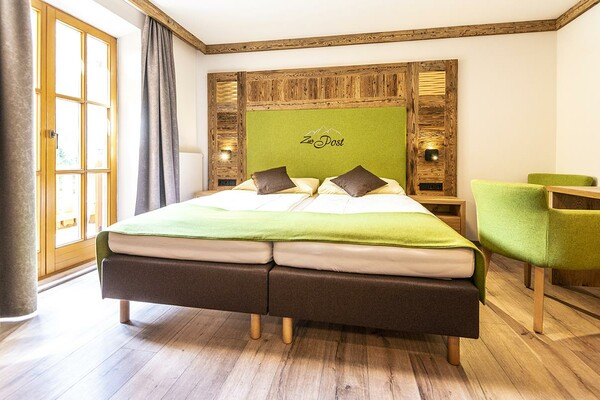 Zur Post, Bad Gastein, Zimmer Deluxe, neu 2019 | © www.gasthof-post.com