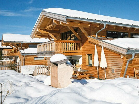 Alpin Chalet Winter