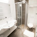Photo of Hotel suite, bath, toilet, 2 bed rooms