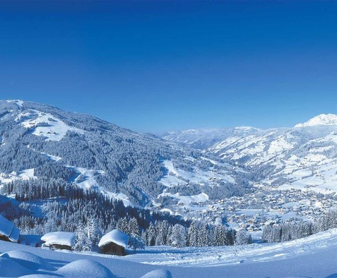 Bergblick vom Chalet | © view from chalet