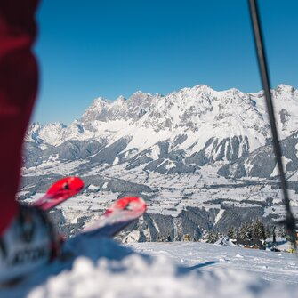 Enjoy the best skiing in the beautiful alpine landscapes of Ski amadé