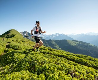 Adidas Infinite Trails Trailrunning in Gastein | © Marktl Photography